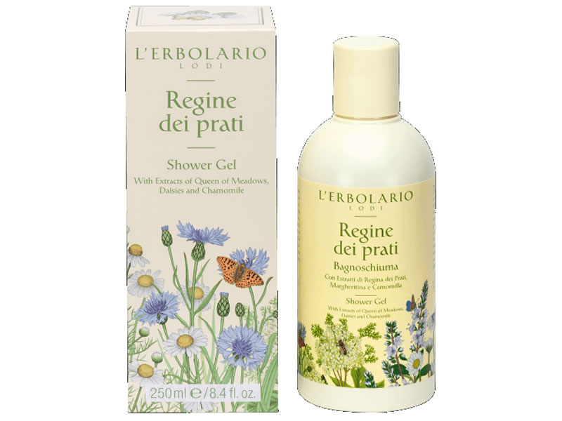 shower gel regine dei prati erbolario