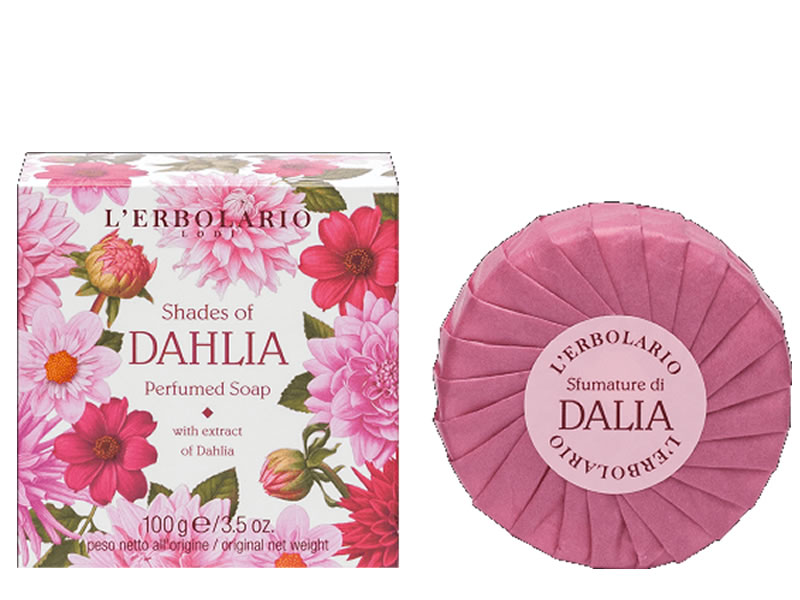 dalia soap bar erbolario