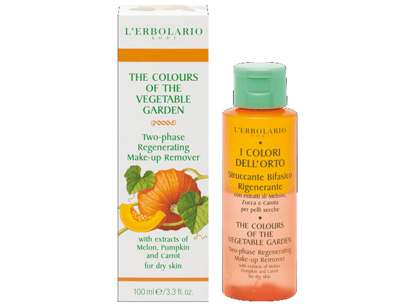 face cleanser erbolario vegetable gardem