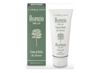shaving cream absinthium for him erbolario miaerboristeria.com