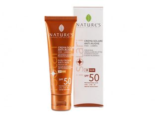 face lips sun cream spf 50 nature's miaerboristeria.com
