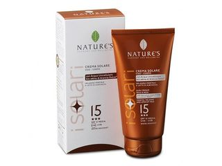 sun cream 150 ml spf 15 nature's miaerboristeria.com