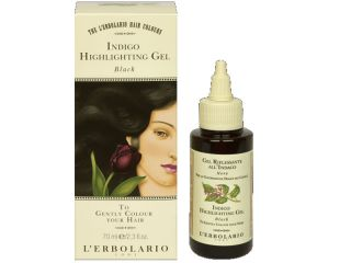 indigo black hair colour erbolario