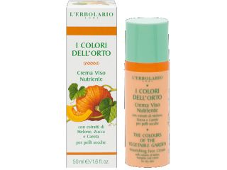 orange garden face cream erbolario