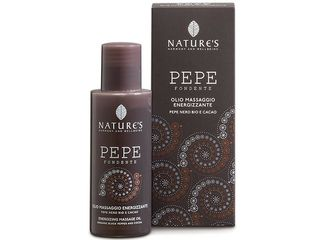 pepe fondente oil massage nature's